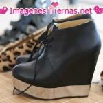 zapatos con plataformas grandes