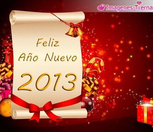 Las mejores imagenes de Feliz año nuevo 2013 - 02