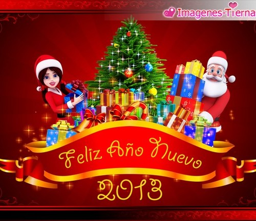 Las mejores imagenes de Feliz año nuevo 2013 - 03