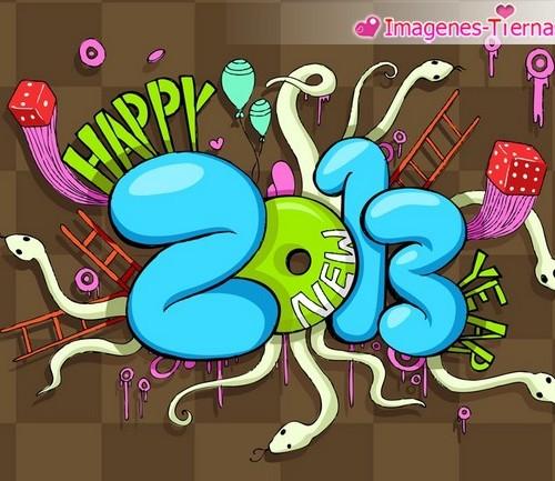 Las mejores imagenes de Feliz año nuevo 2013 - 05