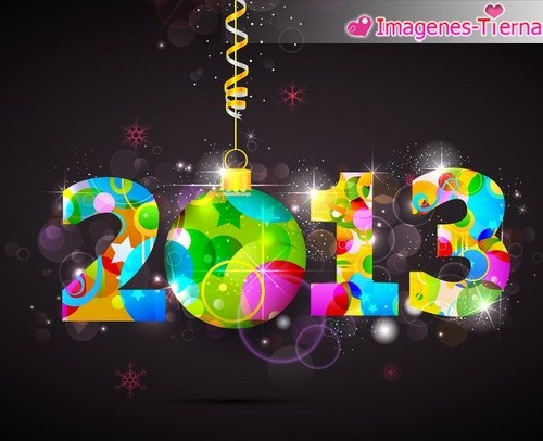 Las mejores imagenes de Feliz año nuevo 2013 - 10