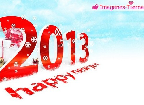 Las mejores imagenes de Feliz año nuevo 2013 - 12