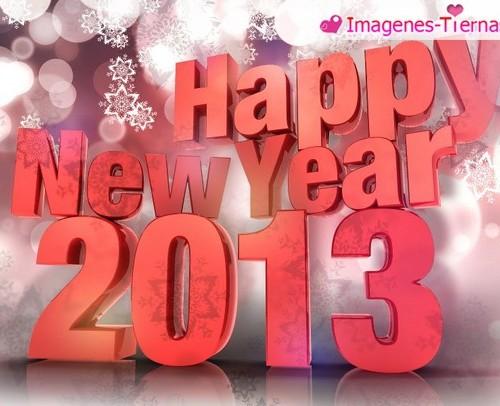 Las mejores imagenes de Feliz año nuevo 2013 - 38