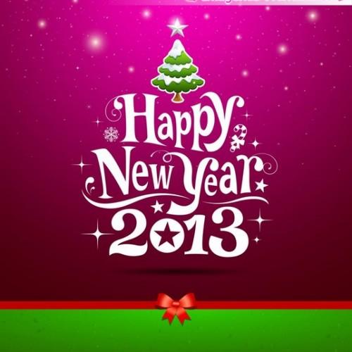 Las mejores imagenes de Feliz año nuevo 2013 - 42