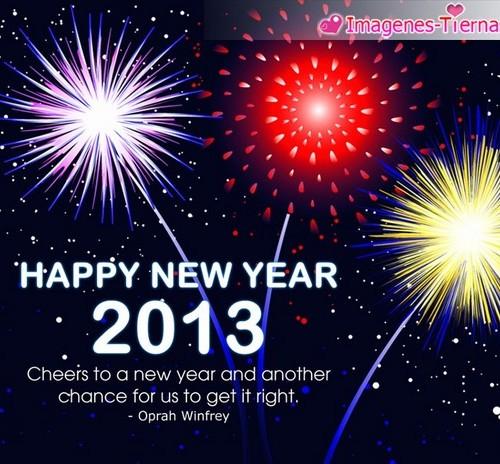 Las mejores imagenes de Feliz año nuevo 2013 - 75