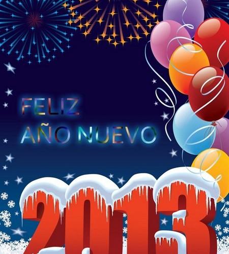 Las mejores imagenes de Feliz año nuevo 2013 - 78