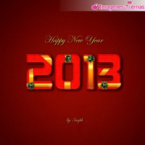 Las mejores imagenes de Feliz año nuevo 2013 - 80