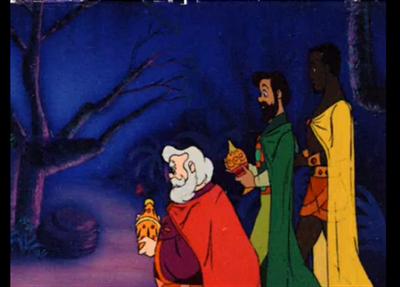 Los tres reyes magos obsequios