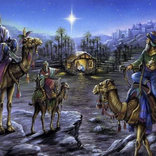 reyes magos en arabia