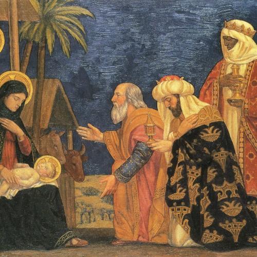 reyes magos jesus maria