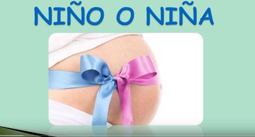 Un Nuevo Bebé En Casa Será Un Niño O Una Niña Imágenes Para Anunciarlo